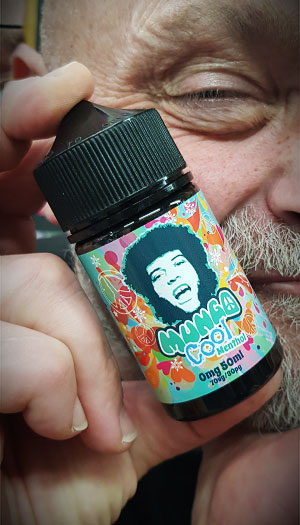 JuiceEFruit Mungo Cool 0mg 50ml