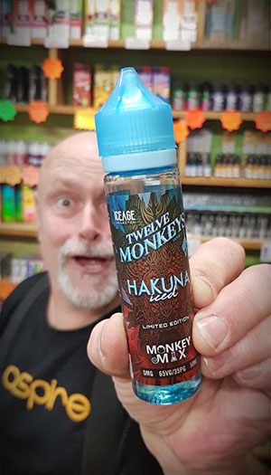 Twelve Monkeys Hakuna Iced