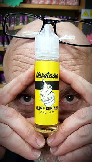 Vapetasia Killer Kustard 50ml 0mg