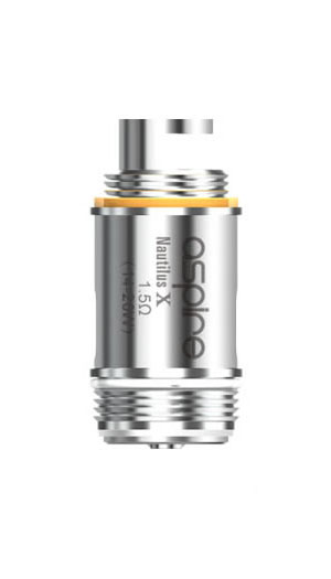 Aspire Nautilus X 1.5 Coil BHVape Bournemouth Christchurch New Milton