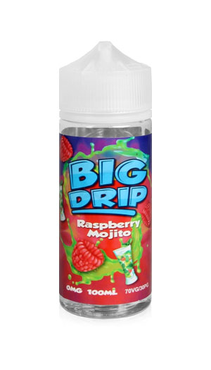 Big Drip 100ml BHVape Bournemouth Christchurch New Milton