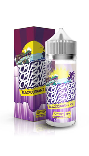 Crusher ELiquid 100ml BHVape Bournemouth Christchurch New Milton