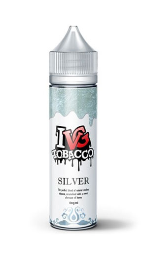 IVG Tobacco Silver BHVape Bournemouth Christchurch New Milton